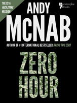 Zero Hour, a Nick Stone thriller by Andy McNab