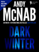 Dark Winter, a Nick Stone thriller by Andy McNab