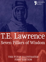 Book cover for Seven Pillars Of Wisdom By T.E. Lawrence