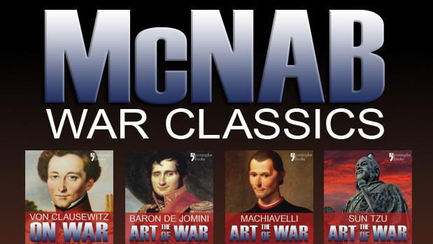 McNab War Classics by Apostrophe Books