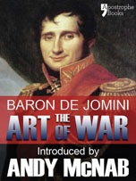 The Art of War by Baron de Jomini - published by Apostrophe Books