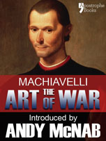 The Art of War by Machiavelli - published by Apostrophe Books