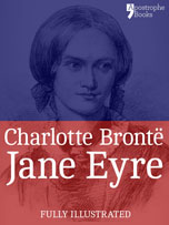 Jane Eyre by Charlotte Bronte, published by Apostrophe Books