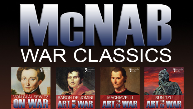 McNab War Classics published by Apostrophe Books