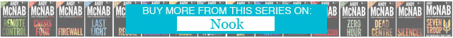 Buy the Nick Stone thrillers by Andy McNab for Nook