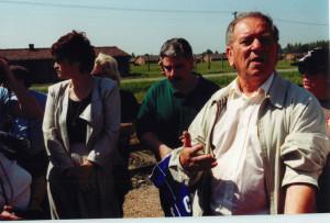 At Birkenau