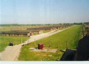 Birkenau-Auschwitz 1990
