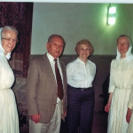 In Germany with Jean and nuns