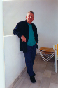 My friend Itzchak Raisman who went through most camps with me. We found each other again in 1960, but Itzchak is now dead